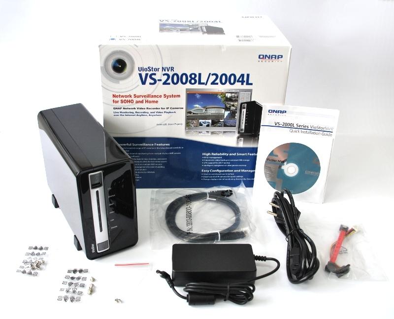 QNAP Viostor VS-2004L