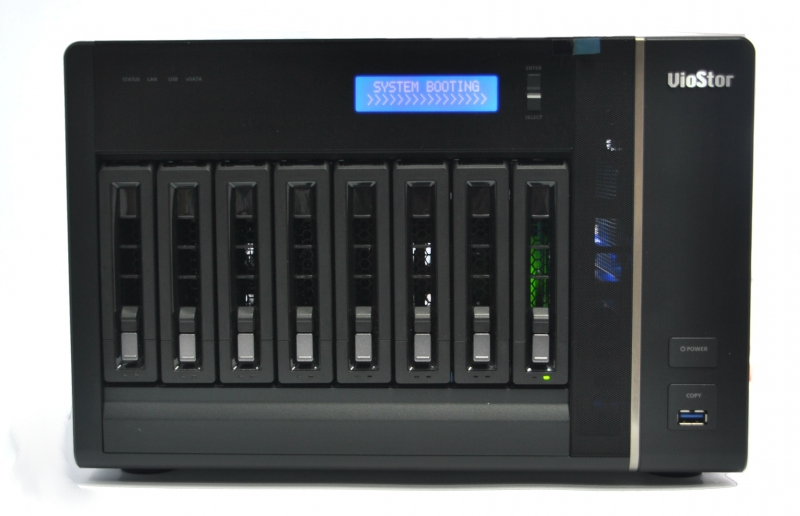 QNAP Viostor VS-8124 Pro+