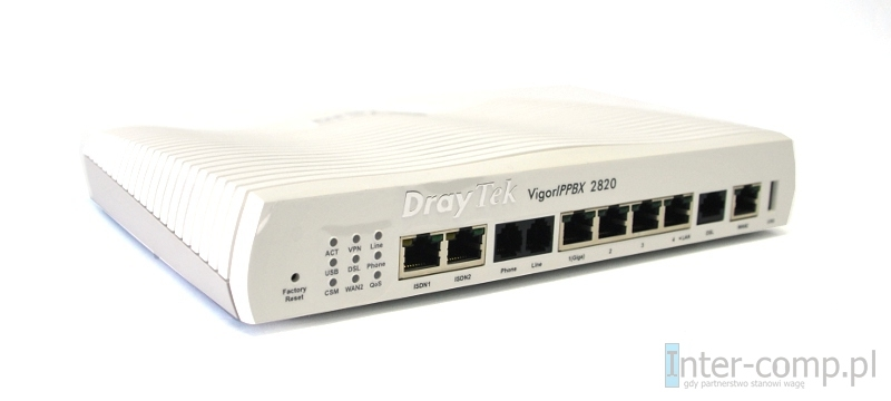 DrayTek VigorIPPBX 2820