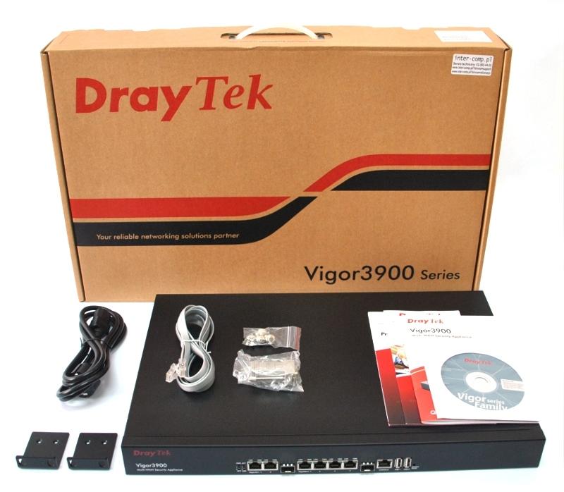 DrayTek Vigor 3900