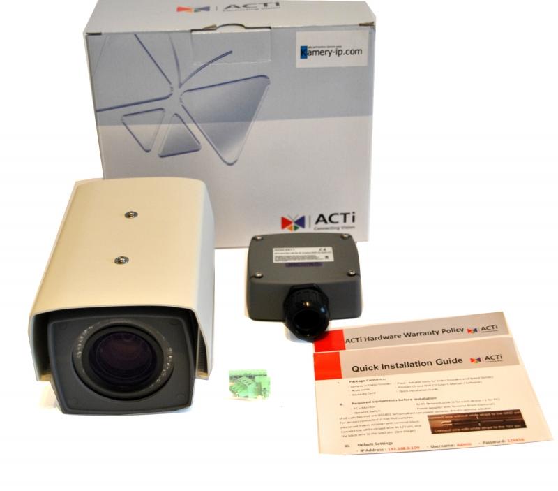ACTi KCM-5511