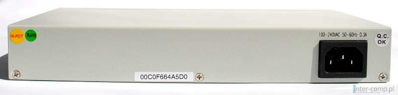 Switch Repotec RP-1708FC30