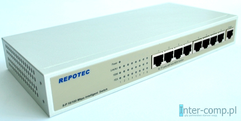 Switch Repotec RP-1708I