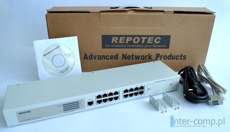 Switch Repotec RP-1600IL