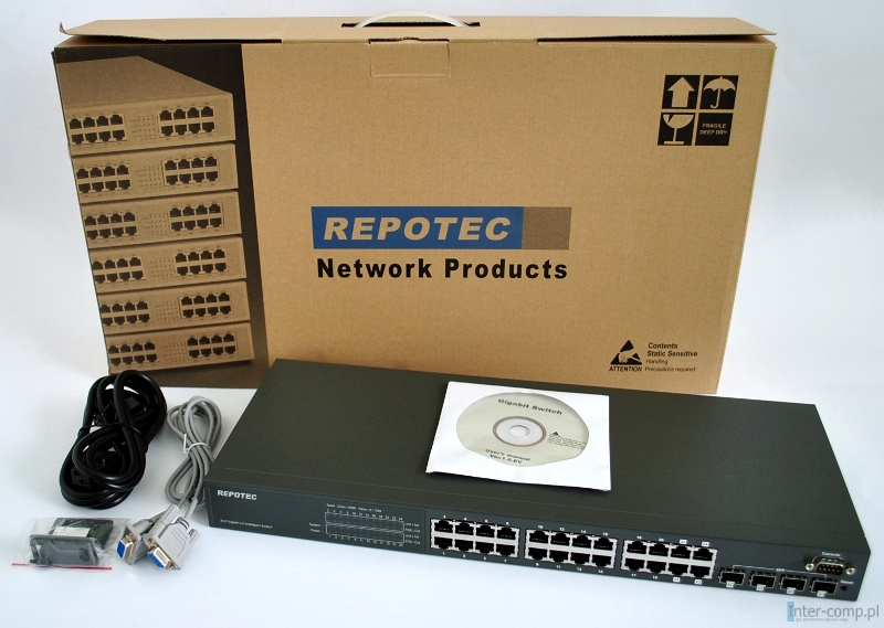 Switch Repotec RP-G2404I