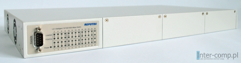 Switch Repotec RP-F242GIS+