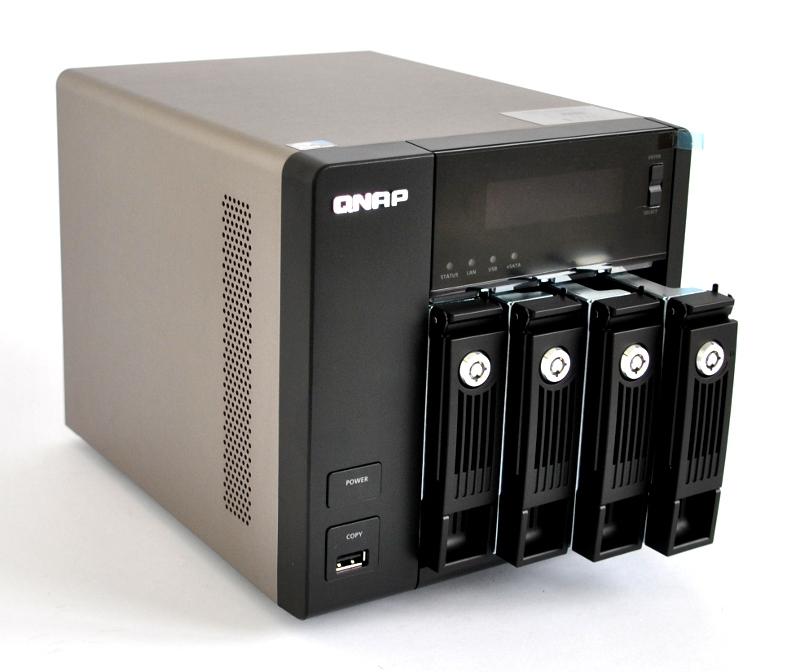 QNAP TS-439PROII+
