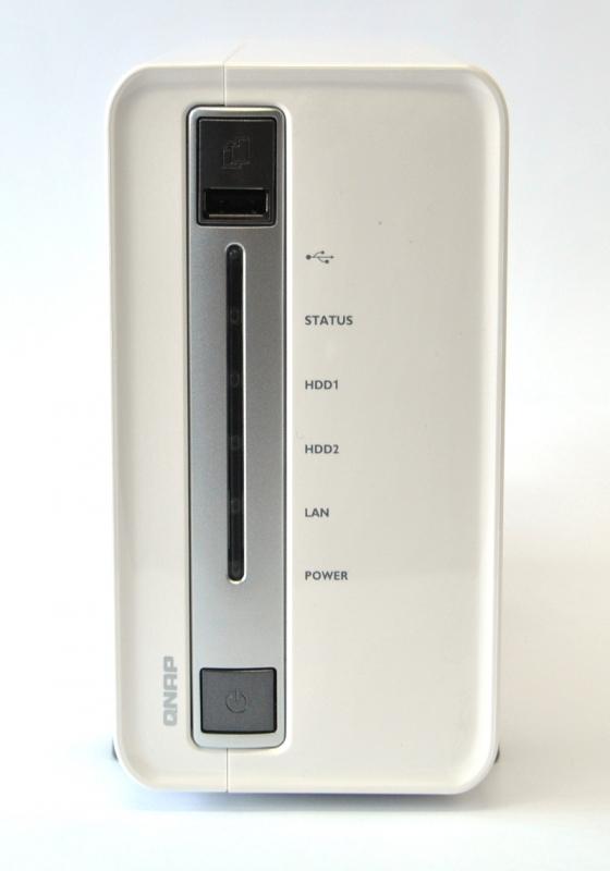 QNAP TS-212