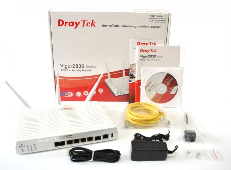 DrayTek Vigor 2830Vn Plus