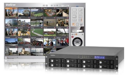 QNAP Viostor VS-8040U-RP