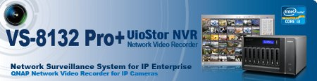 QNAP Viostor VS-8132 Pro+
