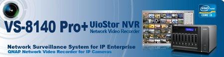 QNAP Viostor VS-8140 Pro+