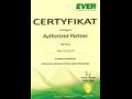 Ever - Certyfikat
